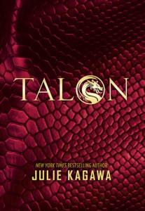 talon by Julie Kagawa book
