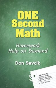 One-Second Math Review