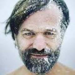 Wim Hof the Iceman
