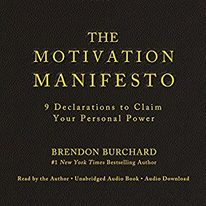 motivation manifesto audiobook