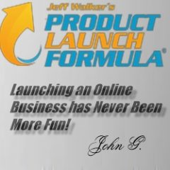 Jeff Walker Product Launch Formula