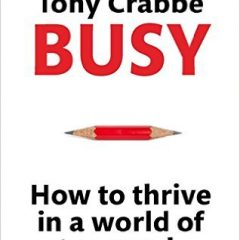 Busy by Tony Crabbe Book