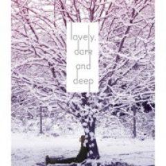 Lovely Dark and Deep by Amy McNamara