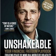 Unshakeable your financial freedom playbook