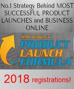 PLF 2018 registrations