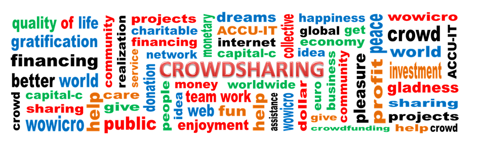 crowdfunding business model