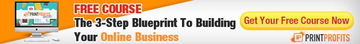 Print Profits Course bonus