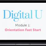 Digital U module 1