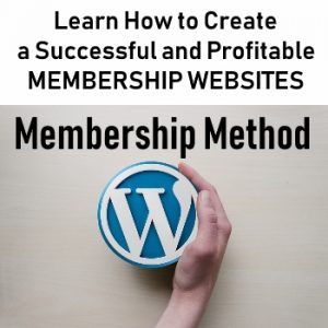 Membership Method banner