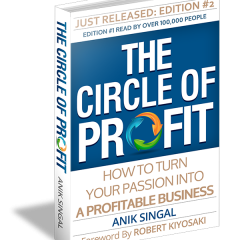 Anik Singal The Circle of Profit