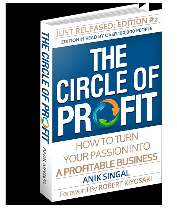 Anik Singal The Circle of Profit