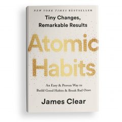 Atomic Habits book