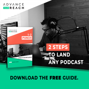 1-2-punch how to land podcast