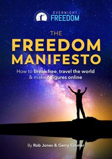 Overnight Freedom Manifesto