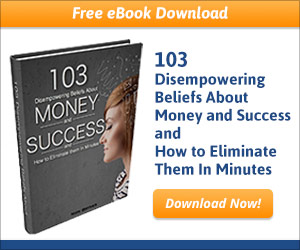 Tapping solutions 103 disempowering beliefs about money eBook