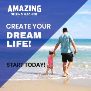 ASM create your dream life