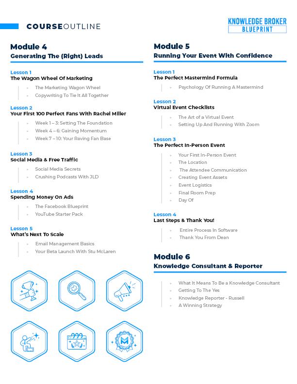 Knowledge Broker Blueprint 2.0 review