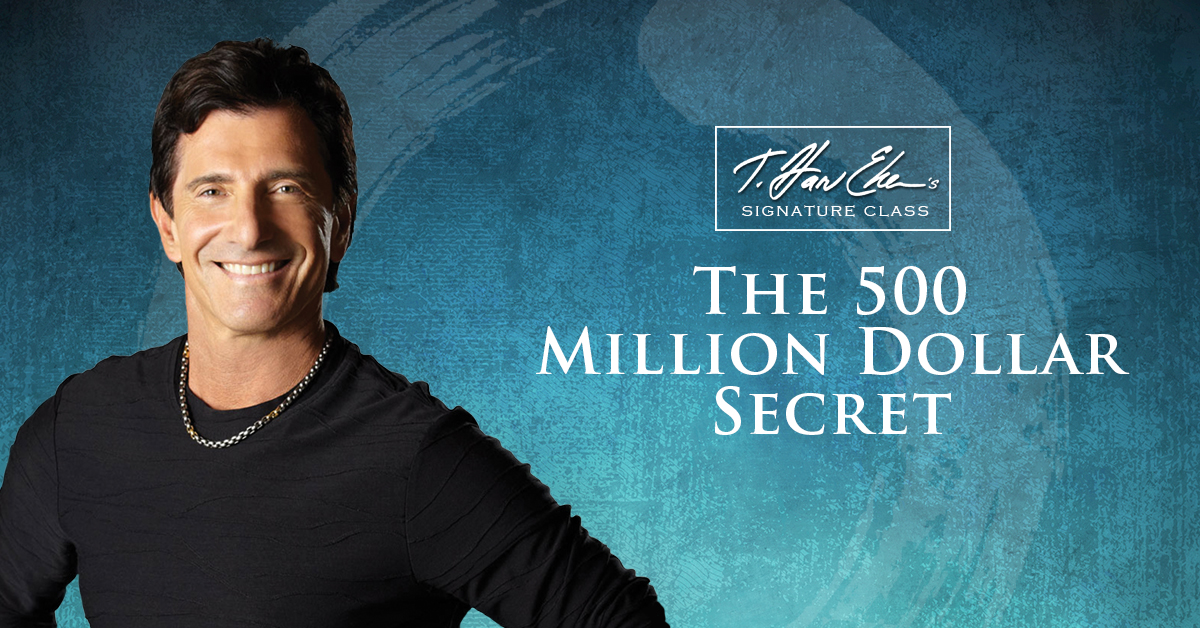 The Wealthy Marketer 500 million dollar business secret