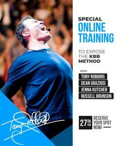 Tony Robbins course