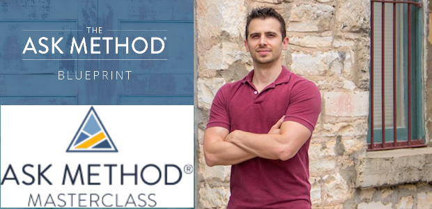 Who is Ryan Levesque and what is Ask Method Masterclass