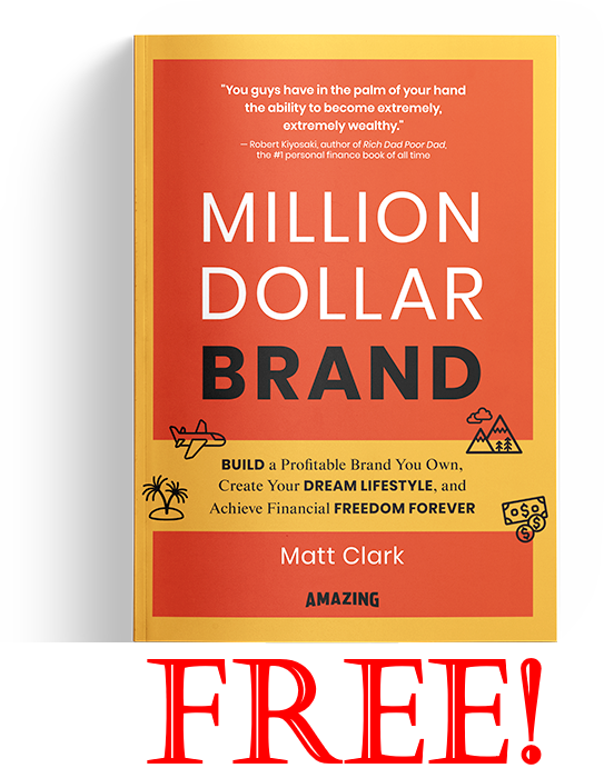 MILLION DOLLAR BRAND FREE BOOK