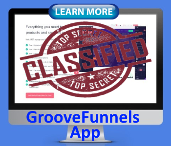 GrooveFunnels funnel building TOOL 1